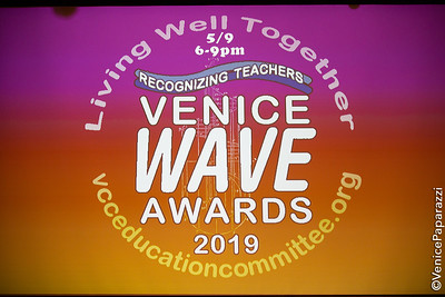 2019 WAVE Awards.  Photo by Venice Paparazzi