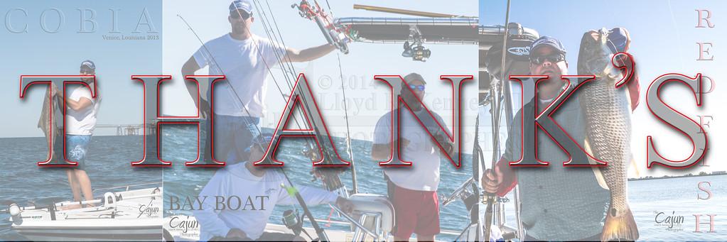 Venice Fishing Trip 2013