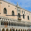 Arabic inspired architecture is found on Doge's Palace in St. Mark's Square.