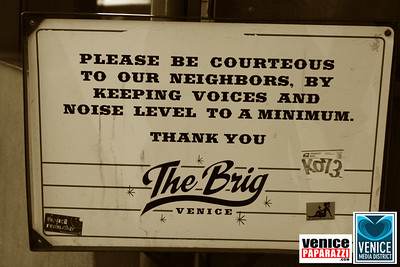 Venice Media District.  Photos by www.VenicePaparazzi.com
