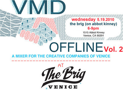 Venice Media District: bringing the creative companies of Venice together. For more info visit http://www.venicemediadistrict.org.