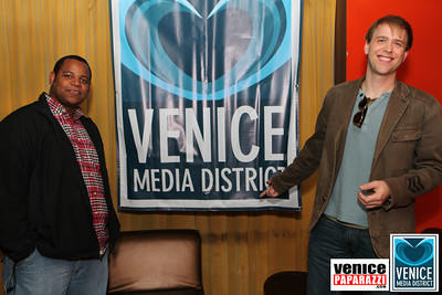 Venice Media District: bringing the creative companies of Venice together. For more info visit http://www.venicemediadistrict.org.  Photos by Venice Paparazzi.  www.venicepaparazzi.com