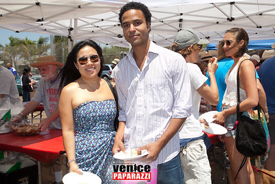 Venice Neighborhood Council's 9th Annual Venice Community BBQ & Potluck Picnic.  Photos by www.VenicePaparazzi.com