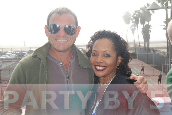 VP 1st annual Kettle Bell Roof top GRAMMYS Party