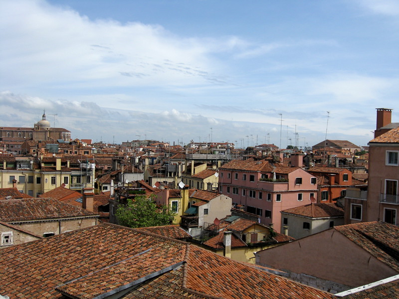Rooftops of Castello.