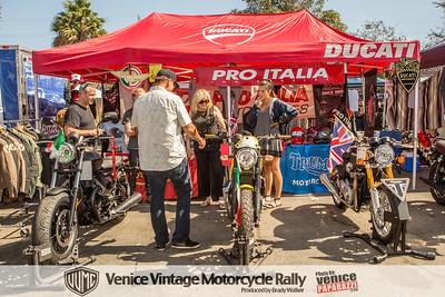 Venice Vintage Motorcycle Rally. www.VeniceVintage.com.  Photo by www.VenicePaparazzi.com