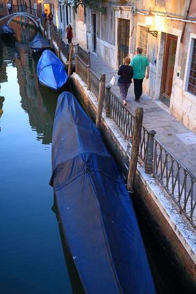 Sleeping Gondolas