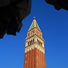 The Highest Tower In Venice