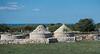 Shepherd huts.