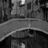 Reflected Bridge, Venice