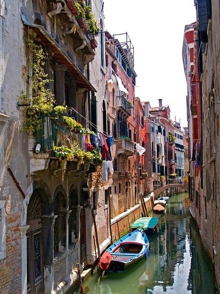 Venetian Canal # 2