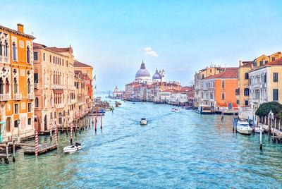 Accademia View, Venice