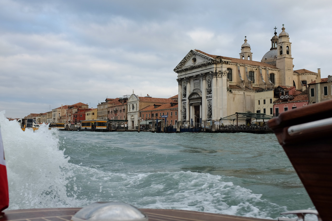 Venice by Taxi