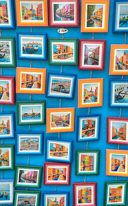 Paintings of Burano
