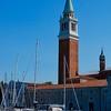 San Giorgio Maggiore Church Bell tower