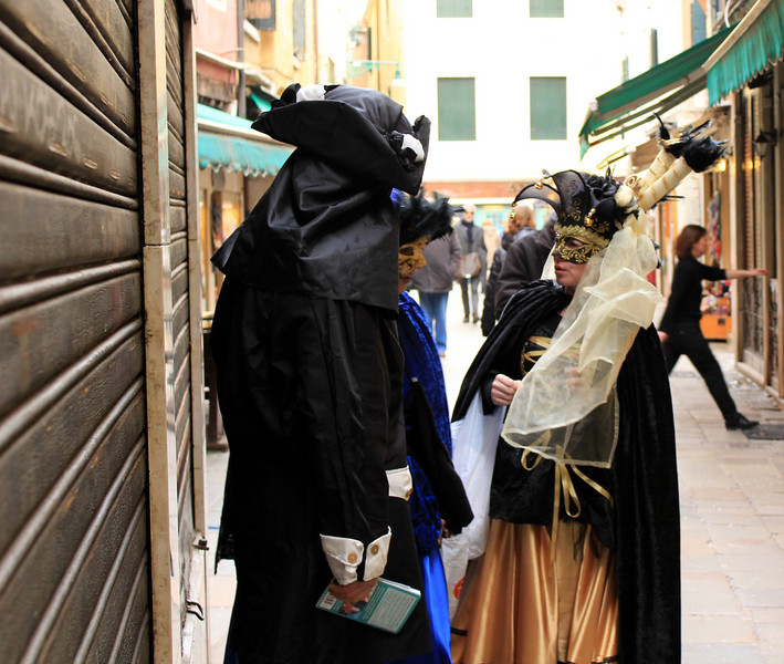 Venice Carnevale - 2011