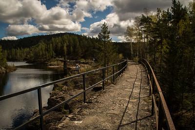 Vei mot Kringsjå