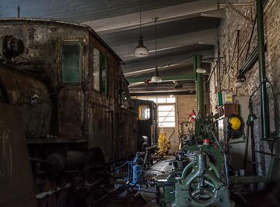 Lokomotiv nr.81 fra 1905