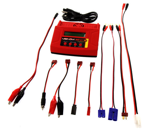 Venom Pro Charger 2 LiPo and NiMH Battery Charger