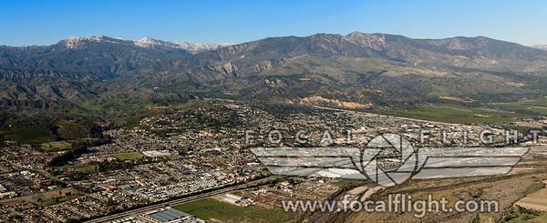 Santa Paula, California