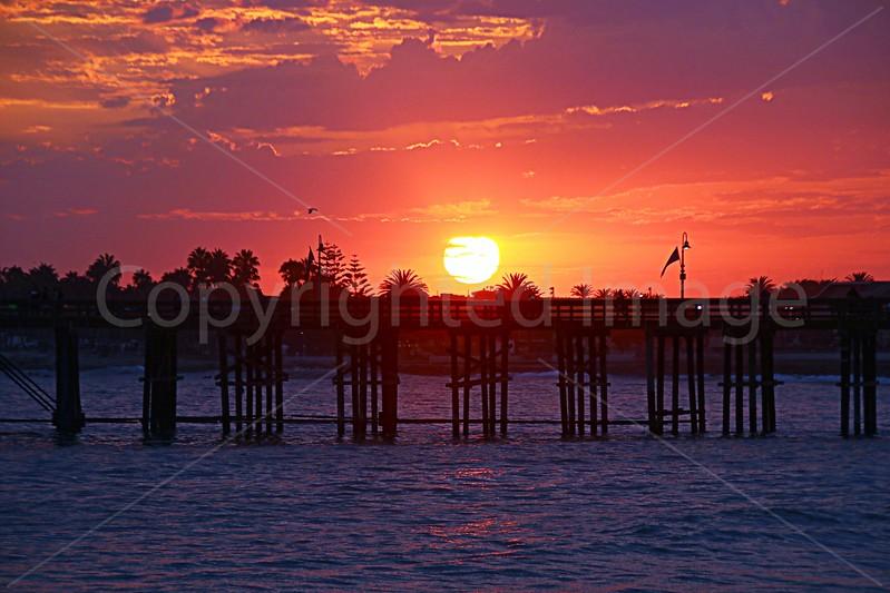 Peerless Sunset