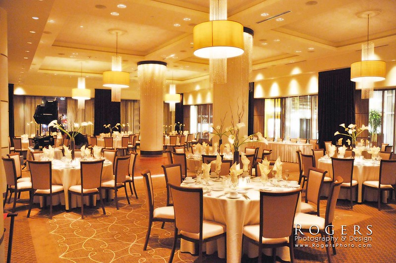 Connecticut wedding venue and reception hall The Gershon Room at G Fox in Hartford CT