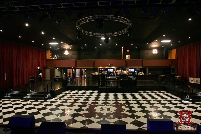 The Theatre Ballroom