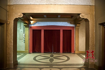 The Theatre Ballroom Entrance