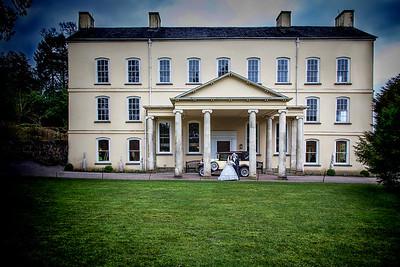 Aberglasney Gardens Wedding Photos