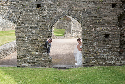 Kidwelly Castle07