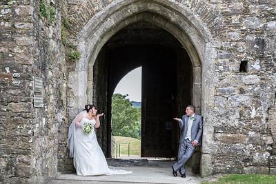 Kidwelly Castle05