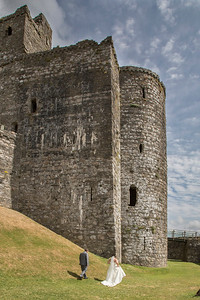 Kidwelly Castle14