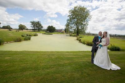 Llansantfraed Court Wedding Photos