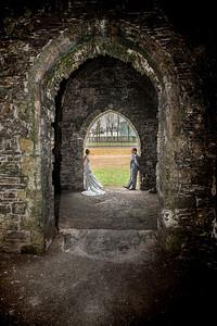 Neath Abby Wedding Photos, Wedding Photography Neath Abbey