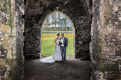 Neath Abby Wedding Photos, Wedding Photography Neath Abbey