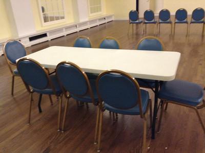 xAbigail Adams Smith Auditorium_2015-08-31_0978_6 ft rectangle, seats 8 snugly