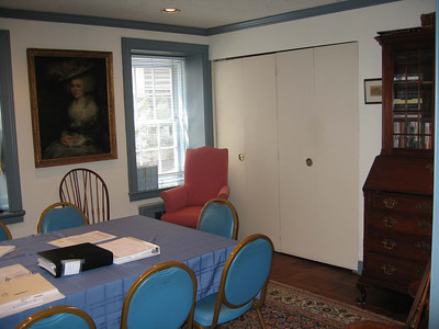 2nd floor conference room (right side), suitable for green room (except no bathroom)
