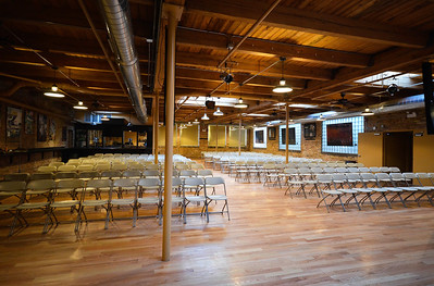 Meeting, Seminar, Lecture or Performance