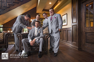 Beloit Club Wedding by Peer Canvas Photography & Films