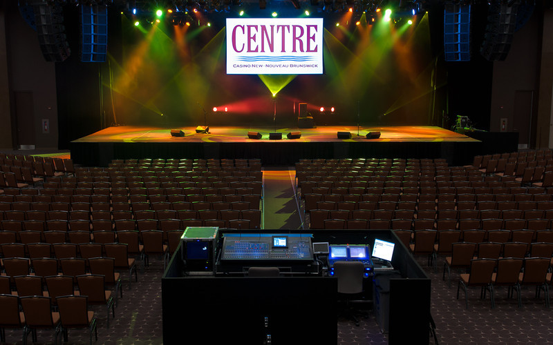 Centre at Casino NB