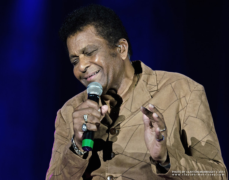Charlie Pride - Casino New Brunswick