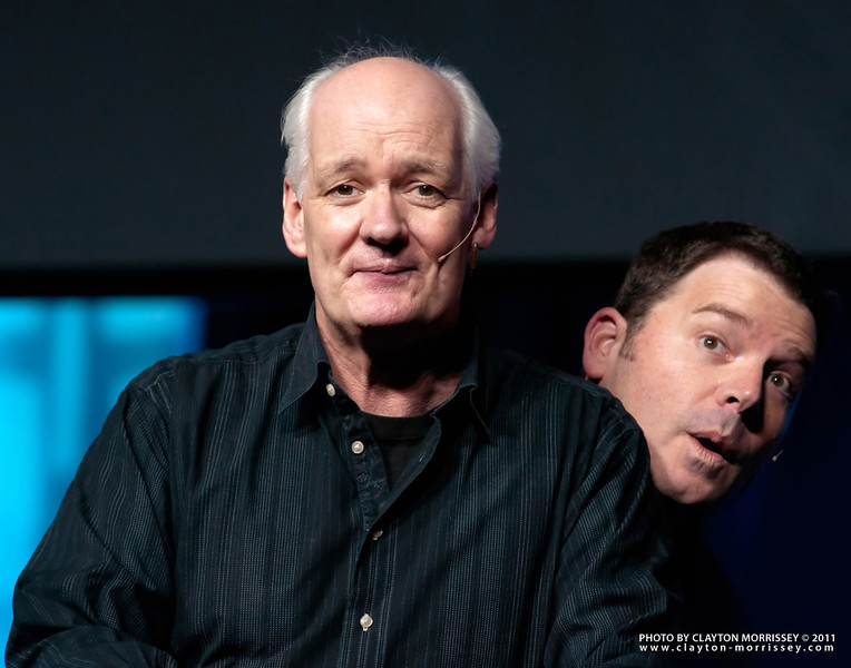 An Evening with Colin Mochrie and Brad Sherwood