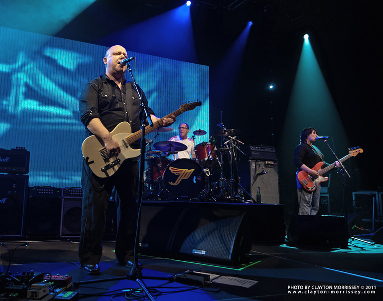 The Pixies - Casino New Brunswick