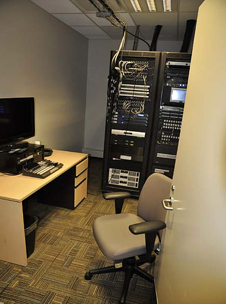 IMAG - Video Control Room
