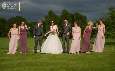 colshaw hall wedding photographer richard milnes