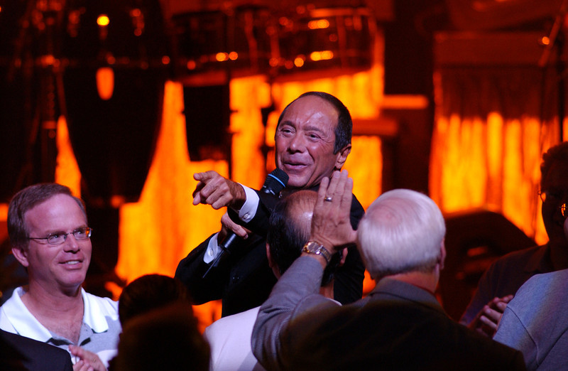 Mr. Paul Anka - Falsview Casino