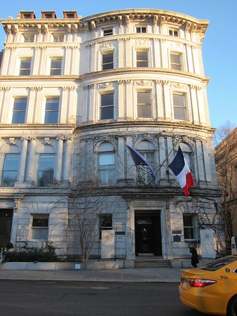 French Consulate, Cultural Division