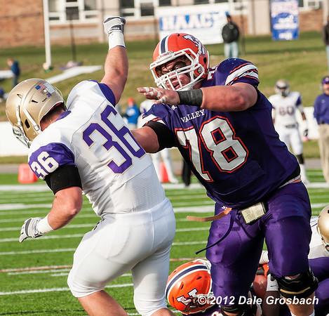 Image: 0833  November  24, 2012; Marshall MO; Bethel (TN) Wildcats vs. Missouri Valley (MO) Vikings.  Mandatory Credit: Dale Grosbach-Dale G Sports