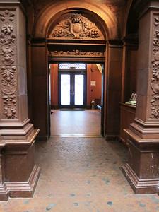 xHispanic Society_2013-03-26 (8)_doors to Audubon Terrace seen from Goya art gallery