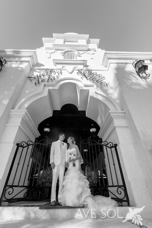 Wedding photography in Mexico by Eva Sica
